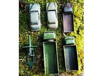 Dinky 10 tonne army truck & other dinky toys