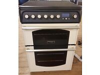 Cannon double oven electric cooker