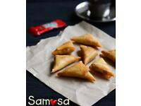 Samosas and Spring Rolls for Parties or Events
