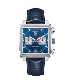TAG HEUER Monaco Calibre 12 Chrono watch CAW2111.FC6183 - NEW & Unworn