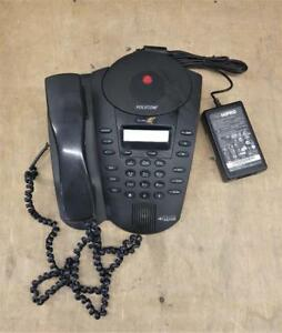 POLYCOM CLARITY SOUNDPOINT PRO SE-220 DUAL 2-LINE BUSINESS CONFERENCE PHONE