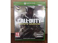 Call of Duty: Infinite Warfare (Xbox One) (NEW SEALED)