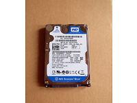 WD Scorpio Blue laptop hard disk