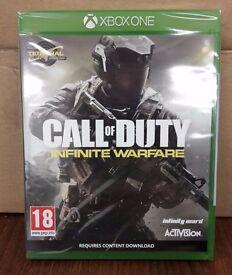 Call of Duty: Infinite Warfare (Xbox one) (New)