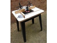 Axminster Router Table