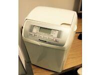 Panasonic SD-2500 WXC Automatic Breadmaker with Gluten Free Program - White