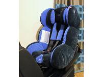 Child Car Seat - Recaro Polaric Rear Facing Blue