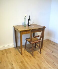 Fruitwood Bistro Table