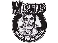 Misfits Covers Band for Halloween! Bass Player Needed!.