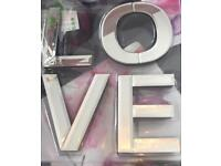 Mirror love letters