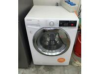 HOOVER 9kg washing machine 1600 spin good condition