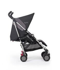 Silver Cross Pop Stroller - Black ; Brand new model in unopened box - HALF ONLINE PRICE
