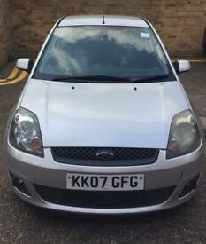 image for Ford Fiesta 2007