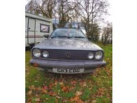 Volkswagen vw polo bread van for sale or swap