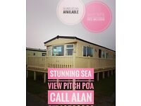 Beautiful 12 foot wide - Decking for FREE - 2017 Site Fees Included - Southerness Holiday Park