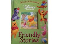 Disney's Winnie the Pooh Friendly Stories