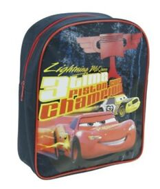 Brand New Disney CARS Childrens / Kids BACKPACKS £6 Each