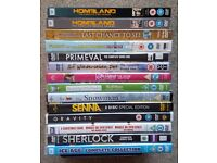 DVD'S ADULT AND CHILDRENS AND TV BOXSETS ( SOME OF THESE ARE STILL SEALED ) ALL £2 EACH.
