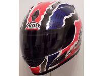 Arai RX-7 RR5 Mick Doohan Jubilee Retro Moto GP Replica Full Face Helmet NEW