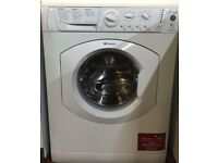 65 Hotpoint WML520 6kg 1200 Spin White A Rated Washing Machine 1 YEAR GUARANTEE FREE DEL N FIT