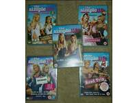 The Simple Life 1 To 5 DVD