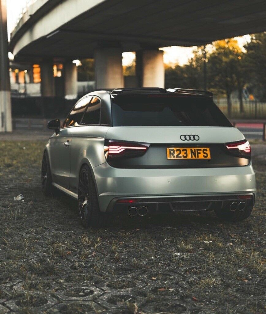 AUDI S1 (HIGH SPEC, REVO STAGE 2, 3M WRAP & MORE) | in Woodford Green,  London | Gumtree