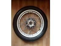 Yamaha XV1100 Virago front wheel