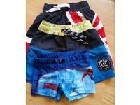 2 to 3 year old boys shorts