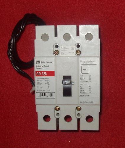 Applied Materials AMAT Circuit Breaker, 0680-01723
