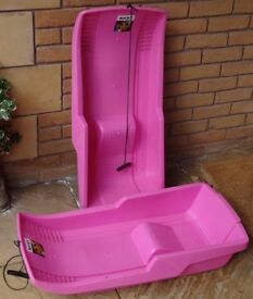 Sledges - Plastic for Young Children & Toddlers