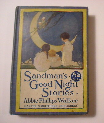 Sandman's Good Night Stories, 8th Series, Abbie Phillips Walker, 1921