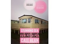 Stunning Cosalt Riverdale - 2017 Site Fees Incuded - Seaview Pitch -