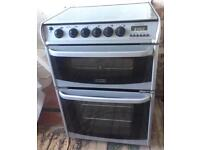 Cannon By Hotpoint Gas Cooker