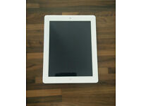 Apple iPad 3 (3rd Generation) 16GB - White - WiFi - Like New