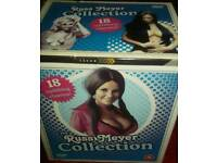 Russ Meyer complete DVD collection. Rare set