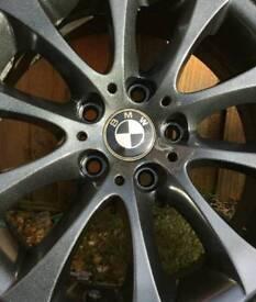 Alloy Wheel Refurb & Colour