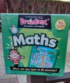 Maths BrainBox
