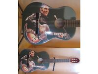 ELVIS PRESLEY - COOL AMAZING GUITAR FULL SIZE CLASSICAL GUITAR - BRAND NEW