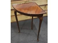 Three-legged Corner Table - CHARITY