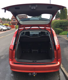 ford cmax titanium tdci 115 1 owner from new 2009