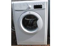 FREE DELIVERY Indesit large 9KG, 1400spin washing machine WARRANTY