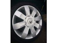 "Price drop Genuine Renault Clio sport 182 alloys - Refurbed/New tyres 16"" 4x100"