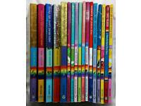 17 Books - Rainbow Magic (Fairy Series)