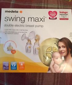 ***Medela DOUBLE ELECTRIC Breast Pump
