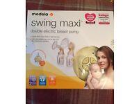 ***Medela DOUBLE ELECTRIC Breast Pump