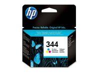 HP 344 Tri-color Original Ink Cartridge