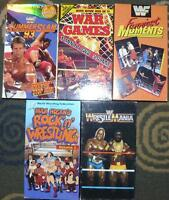 Wrestling Tapes