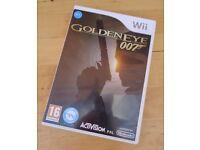 Nintendo Wii - GoldenEye 007 - Excellent Condition