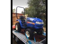 ISEKI tractor 2015 TH4365