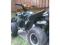 125 cc Quad bike for swapz